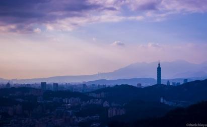 Taipei Silhouettes